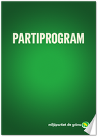 Vårt partiprogram